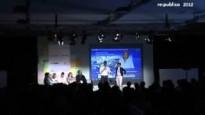 re:publica 2012: Panel-Diskussion mit ARD-Redakteuren zur Entwicklung der ARD-Online-Angebote für jüngere Zielgruppe