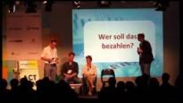 re:publica 2012: Innovationslabore des Journalismus – Diskussion mit Leif Kamp, Ulrike Langer und Stephan Weichert