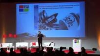 Keynote von Gerd Leonhard im Medienforum. NRW 2012 über die Trends im Publishing-Sektor: vernetzt, offen und mobil