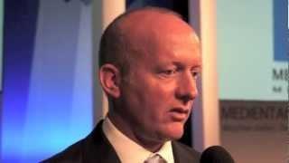 24.10.12 – Conrad Albert, Vorstand ProSiebenSat.1, fordert Deregulierung im Rundfunk und gleiche Bedingungen für den Online-Bereich (Medientage München 2012)
