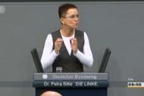 01.03.13 Abstimmung im Bundestag zum Leistungsschutzrecht für Presseverlage: Dr. Petra Sitte (DIE LINKE)