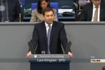 """18.04.13 Ergebnisse der Enquete-Kommission """"Internet und digitale Gesellschaft"""", Rede Lars Klingbeil (SPD)"""