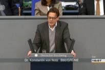 """18.04.13 Ergebnisse der Enquete-Kommission """"Internet und digitale Gesellschaft"""", Rede Konstantin von Notz (BÜNDNIS 90/DIE GRÜNEN)"""
