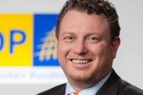 <h4>Netzpolitik: </h4>Eigener Ausschuss wurde einstimmig beschlossen, Rede Jimmy Schulz (FDP)