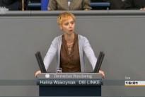 """18.04.13 Ergebnisse der Enquete-Kommission """"Internet und digitale Gesellschaft"""", Rede Halina Wawzyniak (DIE LINKE)"""