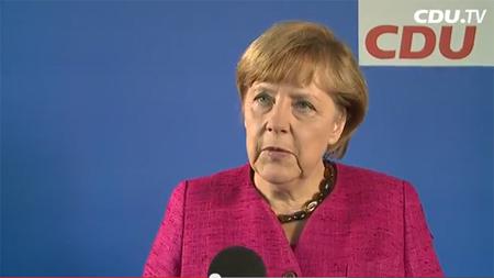 <h4>Medienpolitik:</h4> Interview mit Dr. Angela Merkel auf der CDU media night