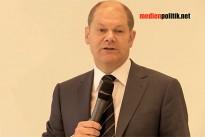 24.06.13 Rede Olaf Scholz, SPD, erster Bürgermeister Hamburgs