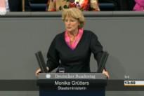 """29.01.14 1. Rede der Staatsministerin für Kultur und Medien Monika Grütters """"Die Rechteinhaber stehen für mich im Mittelpunkt"""""""