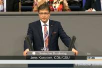 13.02.14 Rede Jens Koeppen MdB (CDU/CSU) zur Einsetzung des Ausschusses Digitale Agenda