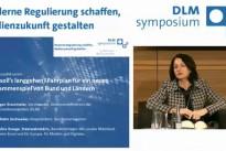 19.03.15 DLM-Symposium, Abschlussdiskussion: Wo soll's langgehen?