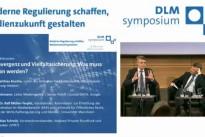 19.03.15 DLM-Symposium, Paneldiskussion: Konvergenz und Vielfaltssicherung