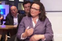 11.09.15 Arbeiten 4.0 – Wie fit ist Deutschland? Andrea Nahles und Constanze Buchheim beim UdL Digital Talk