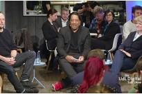 26.01.16 – UdLDigital Talkshow: Wie viel Digitalisierung verträgt Kultur? Cherno Jobatey im Gespräch mit Monika Grütters und Smudo