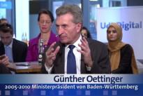 02.05.16 – UdLDigital Talkshow: Europa und Digitalisierung? Cherno Jobatey im Gespräch mit Günther Oettinger und Georg Polzer