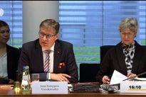 """22.06.16 – Öffentliche Sitzung des Ausschusses Digitale Agenda zu """"Auswirkungen der Robotik auf Arbeit, Wirtschaft und Gesellschaft"""""""