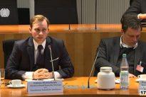 """22.03.17 – Öffentliches Fachgespräch zum Thema  """"Künstliche Intelligenz und Robotik"""" im Ausschuss Digitale Agenda"""
