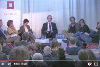"""18.2.18 – Europa-Rechtspolit. Podiumsdiskussion """"Enteignet Europa die Urheber?"""" von BVR & VG Bild-Kunst auf der Berlinale 2018"""
